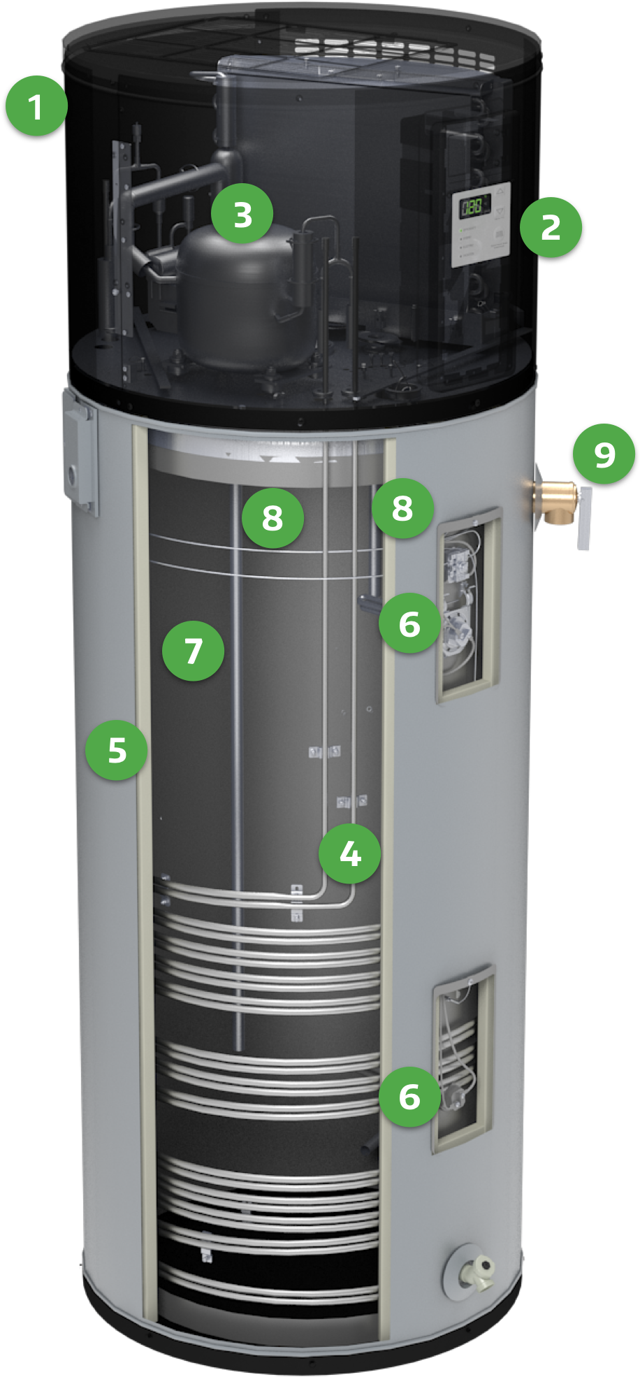 Heat Pump Heater Information Amp Resources A O Smith