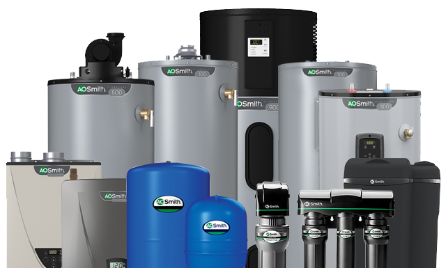 Water heaters, filters, and softeners
