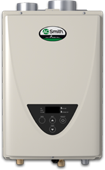 Tankless Water Heater Product Image