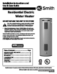Ao Smith Water Heater Wiring Diagram from www.aosmithatlowes.com